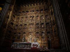 年末年始スペインアンダルシア旅行 その3 セビリアの大聖堂見学は予約が正解!
