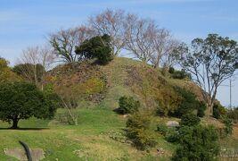 2018暮、佐賀と福岡の名城巡り(11/12):12月2日(4):名護屋城:唐津から呼子へ、マイクロバスで名護屋城へ、名護屋城博物館