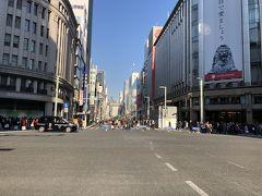 銀座と築地の街散歩