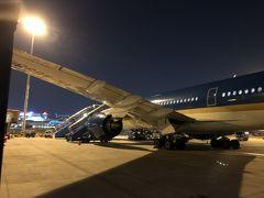 日本の寒い時期は南国に逃避行 in ホーチミン タンソンニャット空港到着