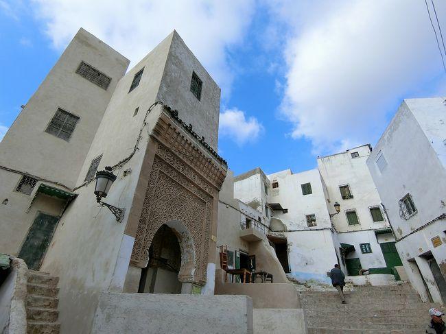 2018/19年 年末年始 モロッコ(4) 12/30 テトゥアン旧市街