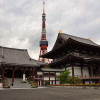 増上寺の散策