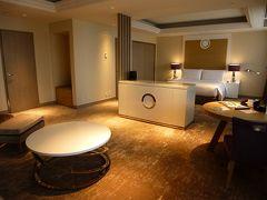 東京マリオットホテル エグゼクティブプレミアデラックスキング 宿泊記