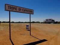 ★ナミビア+南アフリカ車旅(10)首都ヴィントフックから南回帰線を越えてケートマンスフープへ