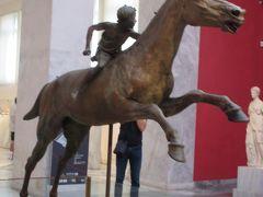 東地中海クルーズ  アテネ~ローマへ (2)-1 国立考古学博物館