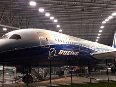"""2018NOVワシントン・シアトル・""""The Museum of Flight """"の見学と昔ホームステイをしていたもう1組のファミリーを訪ねて"""