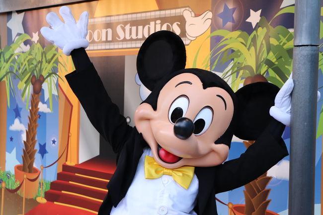 ロンドン・パリ・ディズニーの旅5日目~オベール駅でインフォメーションを語る男にチケット詐欺にあうも、ディズニーランドパリでミッキーにすっかり癒される