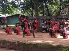 2018年末年始はアフリカ南部2ヶ国の旅(4)エスワティニ(旧スワジランド)のエズルウィニ渓谷スワジ文化村編