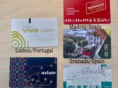 ポルトガル→スペインー7都市気ままなひとり旅①
