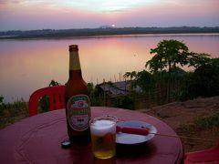 2010 GW タイ、ラオス、ベトナム旅④ メコン川の絶景とビアラオの巻