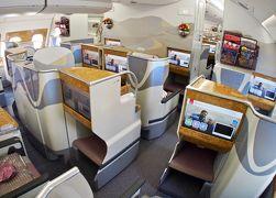 約8年ぶりに「エミレーツ航空 Emiretes」利用を再開す~#2(サンパウロードバイー成田間の往復移動)