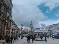 新年ボリビア旅~1.標高最高ラパスをほどほど街歩き(高山病のまっただ中で)