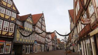 冬のメルヘン ドイツ、東フランスを巡る 2(ドイツ編)1~2日目① 出国~ツェレ