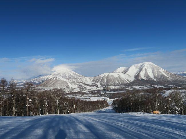 国内スキーは北海道に傾倒しつつあります。<br /><br />膝痛のおっさんがスキーをするにはここが一番。<br />長く広くやや緩やかなコースで脚を慣らしてから、サイドカントリーを満喫できるので!!<br /><br />朝イチは人がリフトやゴンドラに人が多くても、スキー場が広いので、さっと散ってしまうので、ストレスもない!!<br /><br />海外のスキー場を結構滑ってきたけど、雪質はこことニセコに軍配があがります!!