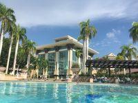 ブルネイ&マニラ旅行� エンパイアホテル