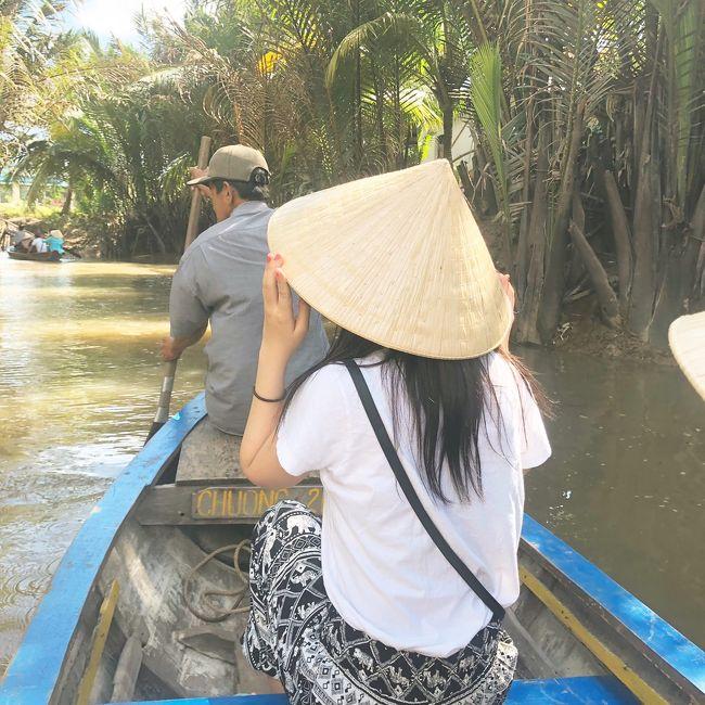 ♪昨年8月、夫婦でダナン・<br />ホイアンを訪れました。<br /><br />ベトナムを気に入り、その後<br />関係本を読みあさり、<br />ベトナム戦争に関する映画を<br />見まくりました。<br /><br />予習もしっかりして、<br />ベトナムを一気に攻め<br />てしまいましょう!<br />ということで、今回は娘の彩<br />を強引に誘い3泊4日の<br />ホーチミンの旅となりました。<br /><br /><AIRとHOTEL><br />■AIR JAL HP手配<br /> ★往路:02JAN2019<br />   JL079 HND001:25/SGN05:15 Y Class <br /> ★復路:05JAN2019 <br />   JL070 SGN23:25/HND06:55(+1)<br /> Y Class<br /><br />■ホテル Hotels.com HP手配 <br />   ルネッサンス リバーサイドホテル <br /> 朝食付、リバーサイドルーム<br /><br />
