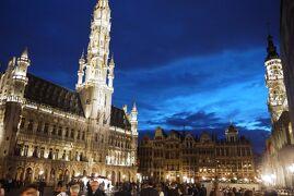 春爛漫のオランダ&ベルギー【5】ゲントからブリュッセルへ