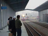 ニンビン〜ドンホイ(列車の旅:ベトナム5) 2019.1.26