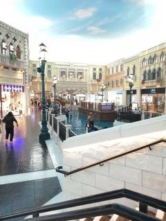 スターアライアンス ビジネスクラスで行く3週間で世界一周(45)「マカオ2日目 The Venetian Macao Resort」