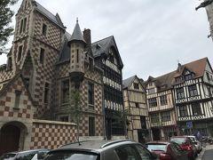 フランスでドライブ旅行2018 ⑳ルーアンからコンピエーニュへ