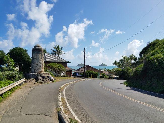 「この島は、いつも新しい驚きをくれる。ANAでハワイに行きませんか?」と綾瀬はるかが語るANAのCMに触発されマイルを使いJALでハワイへ貧乏旅行!<br />いつか登ってみたかったあの絶景ポイントやANAのCMで使われた場所にも行ってみました!<br />本当はANAで行くべきなんでしょうが・・・。<br /><br />カイヴァリッジ・トレイルの後にカイアルを散策です。海が綺麗過ぎる!<br />夜は久々の鮪兄弟へ行こう!<br />