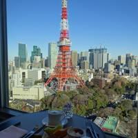 専業主婦の節約旅行。ポイントでザ・プリンスパークタワー東京プレミアムクラブフロアに無料宿泊♪【後編】