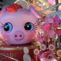 年明け香港街歩きの旅(1)