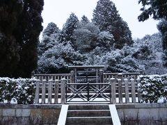 奈良旅12ヵ月計画 ここに完結! 2019年初旅は4泊5日で奈良を大満喫 ⑤ 若草山焼き当日は まさかの雪景色(;゚Д゚)