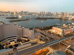 ホテルグランドニッコー東京台場・子連れクラブフロア宿泊記