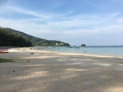 細田君を追いかける2度目のプーケット Vol.2 ナイヤンビーチというけれど、ちゃんとあるやんビーチ…(^^;)