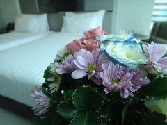 グランデセンターポイント・ターミナル21に泊まるバンコク2013-<前編>ホテルから1歩も出なかった1日目&友人とお喋りが止らなかった2日目