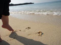 オフシーズンの沖縄でのんびり子連れ旅①