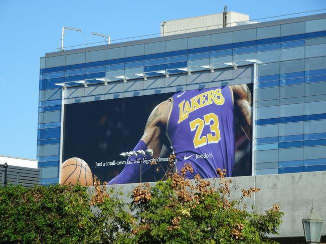 年末5泊7日<br />サンフランシスコ~ロサンゼルスの旅<br /><br />NBA観戦!ついでに観光も♪<br /><br /><br />と、言いつつ<br />ここまで観光メインでお届けしております<br /><br />そろそろ、題名通りの内容を<br />お届けしたいものです