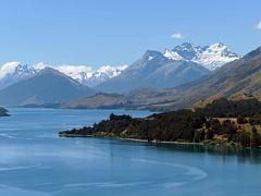 ニュージーランド最南の町ブラフからクイーンズタウン経由でクライストチャーチへ