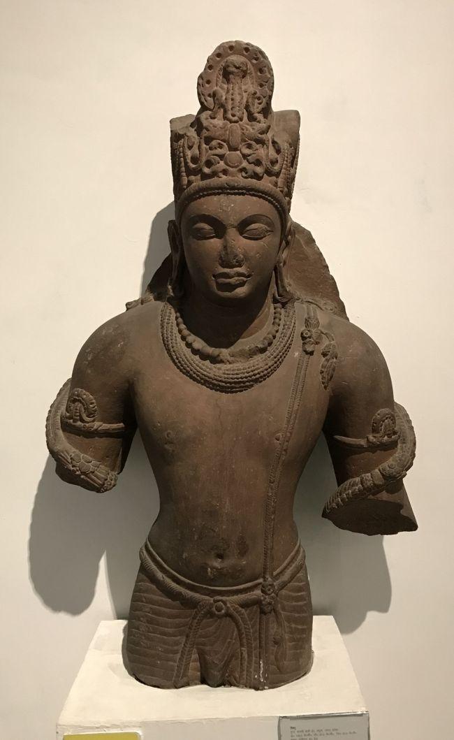 初インド17日目。デリーの国立博物館
