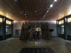 2018年末年始はアフリカ南部2ヶ国の旅(5)エスワティニのマンジーニ町歩き&国立博物館そして帰国編
