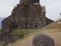 コーカサス3国周遊 アルメニア(1) ハフパット修道院