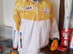 平昌冬季オリンピック聖火リレー着用ユニホームを見にコカ・コーラ工場見学に行きましたよ!