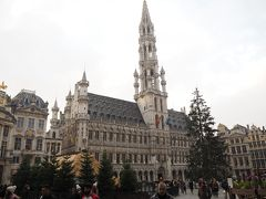 ☆2018年 イギリス・ベルギー・オランダ・ドイツ 鉄道の旅(8泊10日)☆(4日目後編)ブリュッセル編