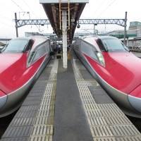 【大雨で大幅乱れ】JR東日本30周年記念パスで行く青森・秋田の旅(その2)
