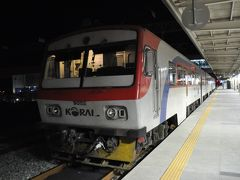 2019年1月韓国鉄道旅行6(ソウルから浦項往復)