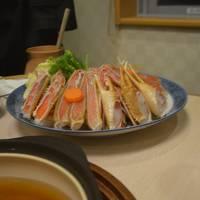 米子で二泊、蟹を食す