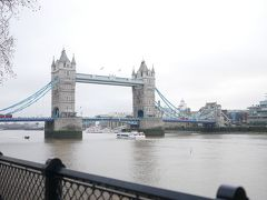 冬のロンドン