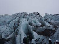 アイスランド・コペンハーゲン7泊9日-2018/Dec。風の国、アイスランドに冬にしか行けないところがあるんです。4日目氷河ハイキング編。