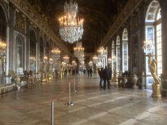 2018年 修了記念 ヨーロッパ 6カ国周遊! その4 パリの街歩き と ヴェルサイユ宮殿