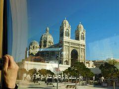 地中海クルーズ 10(トゥーロン→マルセイユ市内)
