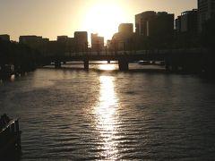 スターアライアンス ビジネスクラスで行く3週間で世界一周(51)「メルボルン1日目 ヤラ川 」