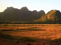 香港ミャンマー陸路旅B1■ミャワディーから入国して夕刻のパアンへ