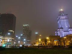 2018年12~2019年1月 ポーランド一人旅(1)ワルシャワ到着