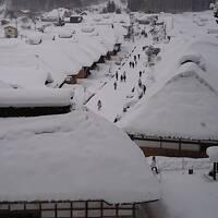 真冬の会津若松へ! 雪と温泉と鉄道と!